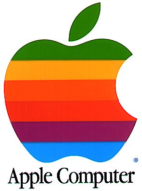 Apple Logo Circa 1986